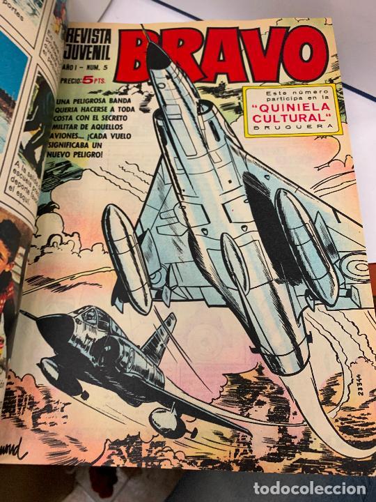 Tebeos: Revista juvenil BRAVO, del 1 al 45, año 1968. Originales, magnifico estado. Dificiles. Leer mas... - Foto 6 - 251856525