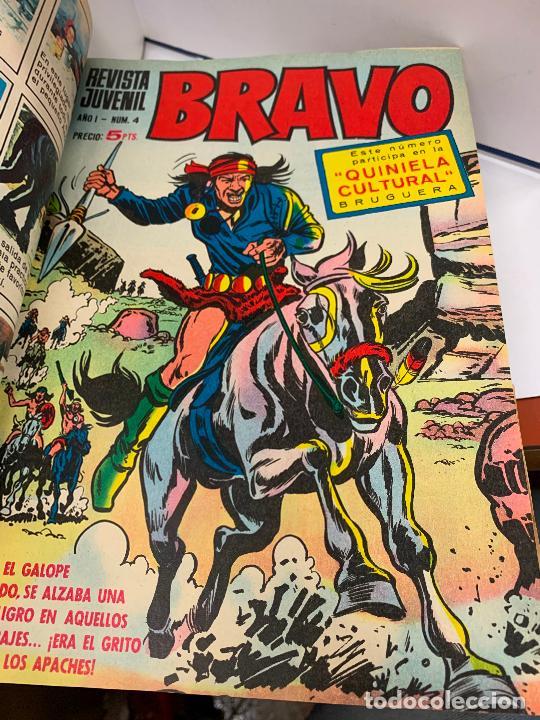 Tebeos: Revista juvenil BRAVO, del 1 al 45, año 1968. Originales, magnifico estado. Dificiles. Leer mas... - Foto 7 - 251856525
