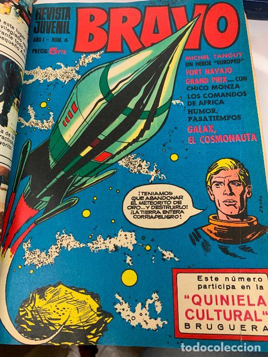 Tebeos: Revista juvenil BRAVO, del 1 al 45, año 1968. Originales, magnifico estado. Dificiles. Leer mas... - Foto 8 - 251856525