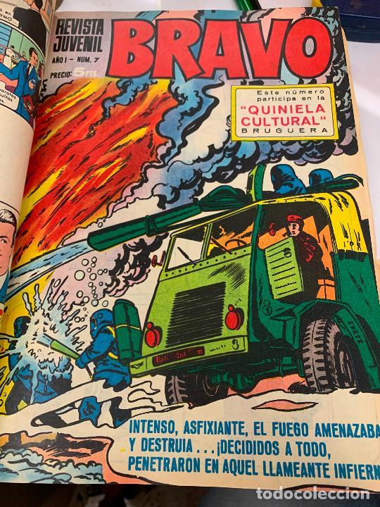 Tebeos: Revista juvenil BRAVO, del 1 al 45, año 1968. Originales, magnifico estado. Dificiles. Leer mas... - Foto 9 - 251856525
