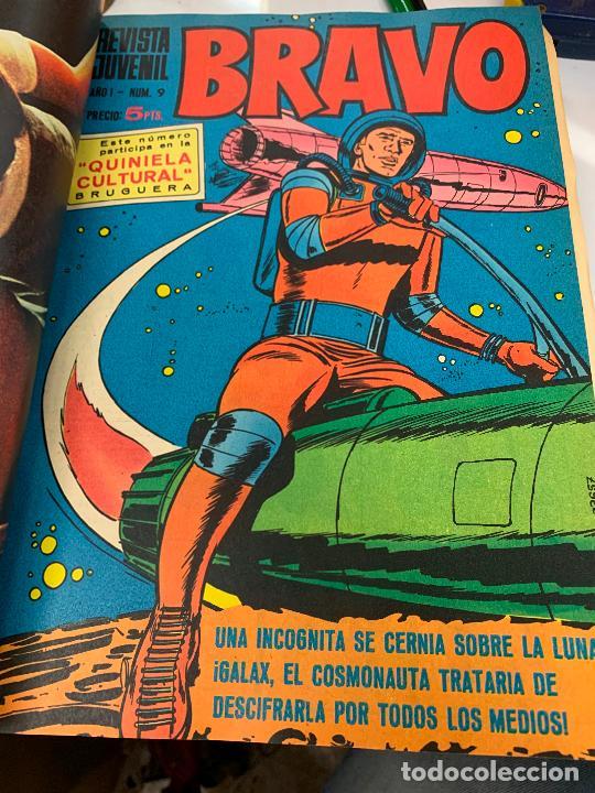Tebeos: Revista juvenil BRAVO, del 1 al 45, año 1968. Originales, magnifico estado. Dificiles. Leer mas... - Foto 10 - 251856525