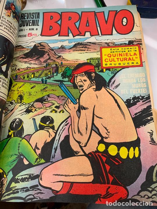 Tebeos: Revista juvenil BRAVO, del 1 al 45, año 1968. Originales, magnifico estado. Dificiles. Leer mas... - Foto 11 - 251856525