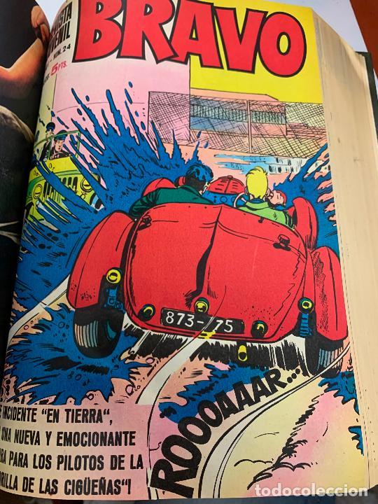 Tebeos: Revista juvenil BRAVO, del 1 al 45, año 1968. Originales, magnifico estado. Dificiles. Leer mas... - Foto 15 - 251856525