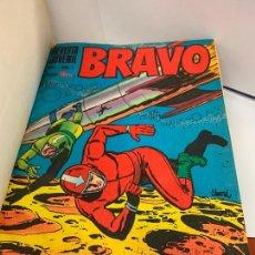 Tebeos: REVISTA JUVENIL BRAVO, DEL 1 AL 45, AÑO 1968. ORIGINALES, MAGNIFICO ESTADO. DIFICILES. LEER MAS.... Lote 251856525