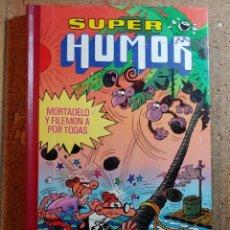 Tebeos: COMIC TOMO DE SUPER HUMOR DEL AÑO 1983 Nº XI. Lote 251919675