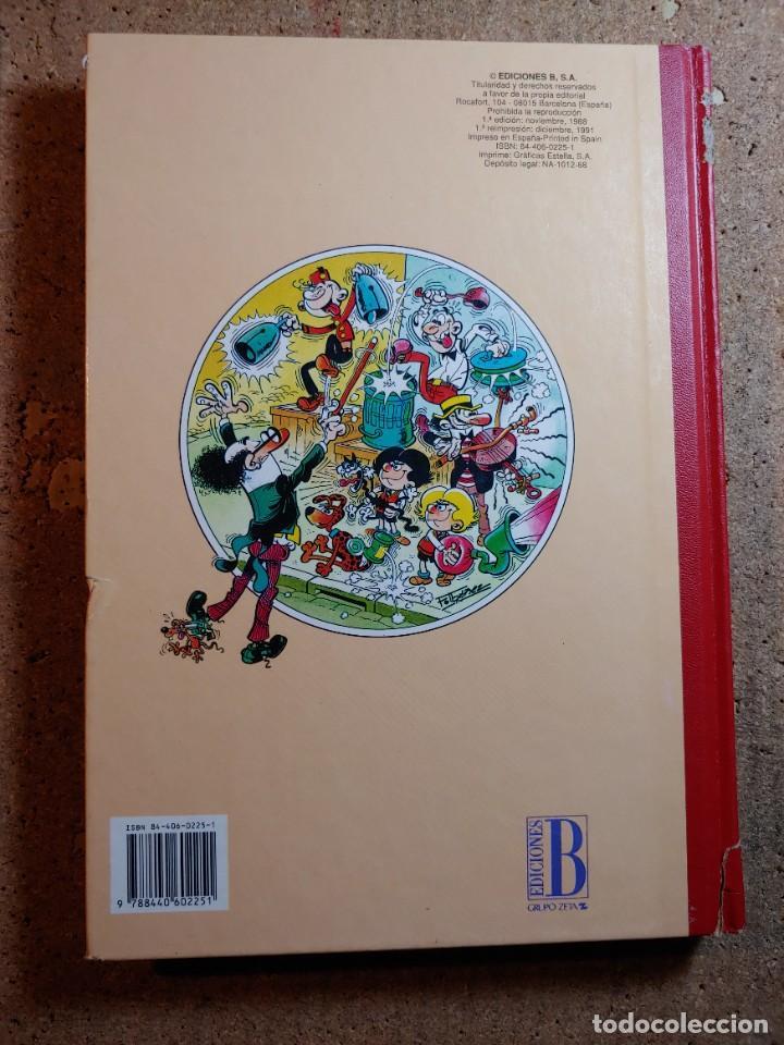 Tebeos: COMIC TOMO DE SUPER HUMOR DEL AÑO 1991 Nº 30 - Foto 2 - 251919860