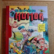Tebeos: COMIC TOMO DE SUPER HUMOR DEL AÑO 1987 Nº 37. Lote 251920030