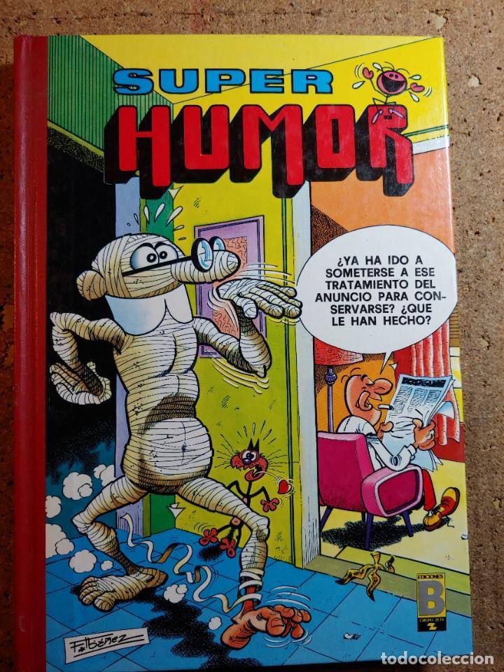 COMIC TOMO DE SUPER HUMOR DEL AÑO 1991 Nº 12 (Tebeos y Comics - Bruguera - Super Humor)