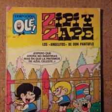 Tebeos: COMIC DE OLE ZIPI Y ZAPE EN LOS ANGELITOS DE DON PANTUFLO DEL AÑO 1984 Nº 75. Lote 251922185