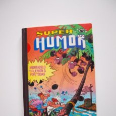 Tebeos: SUPER HUMOR XI, 11 - MORTADELO Y FILEMÓN - BRUGUERA 5ª ED. 1984. Lote 251930950