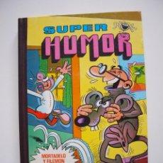Tebeos: SUPER HUMOR XII, 12 - MORTADELO Y FILEMÓN - BRUGUERA 4ª ED. 1984. Lote 251931440