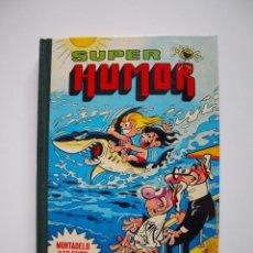 Tebeos: SUPER HUMOR XIII, 13 - MORTADELO Y FILEMÓN, ZIPI Y ZAPE - BRUGUERA 4ª ED. 1984 - BE. Lote 251931800