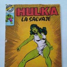 Tebeos: COMIC ORIGINAL - HULKA LA SALVAJE - Nº 29 - COMICS BRUGUERA - AÑO 1982 ...L3752. Lote 251967355