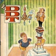 BDs: DDT-701 (BRUGUERA, 1964) PORTADA DE PEÑARROYA. Lote 251982165