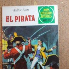 Tebeos: COMIC DE JOYAS LITERARIAS JUVENILES EL PIRATA DEL AÑO 1979 Nº 6. Lote 251987225