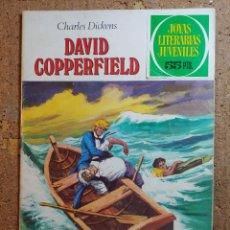 Tebeos: COMIC DE JOYAS LITERARIAS JUVENILES DAVID COPPERFIELD DEL AÑO 1979 Nº 8. Lote 251987730