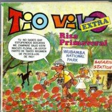 Tebeos: TIO VIVO - EXTRA RISA PRIMAVERAL - EXTRA Nº 54 - BRUGUERA 1984. Lote 252031240