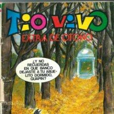 Tebeos: TIO VIVO - EXTRA OTOÑO - EXTRA Nº 39 - BRUGUERA 1983. Lote 252031715
