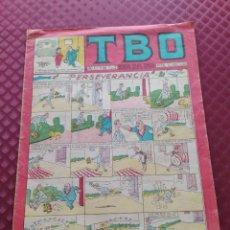 BDs: TBO AÑO XLII Nº 164 PERSEVERANCIA AÑO 1958. Lote 252065980
