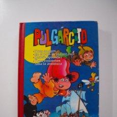 Tebeos: TOMO PULGARCITO Nº 1 - JAN - CONTIENE LOS 5 OLÉ DEL PERSONAJE - BRUGUERA 1ª ED. 1982. Lote 252109145