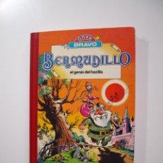 Tebeos: BERMUDILLO - GRAN BRAVO Nº 1 - BRUGUERA 1ª ED. 1982. Lote 252112835