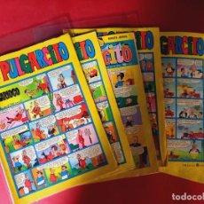 Tebeos: 6 PULGARCITO -Nº : 1967-1973-2064-2067-2129-2251- EN BUEN ESTADO. Lote 252127170