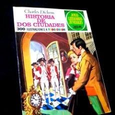 Tebeos: DE KIOSCO JOYAS LITERARIAS JUVENILES 3 BRUGUERA. Lote 252295745