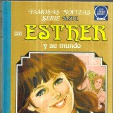 Tebeos: ESTHER Y SU MUNDO -SERIE AZUL - TOMO Nº 6. Lote 211487377