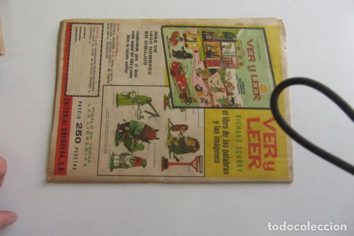 Tebeos: TIO VIVO - Nº 301 ÉPOCA 2ª - ED. BRUGUERA muchos en venta mira faltas arx82 - Foto 2 - 252362910