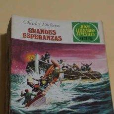 Tebeos: JOYAS LITERARIAS JUVENILES NUMERO 150, EDITORIAL BRUGUERA, GRANDES ESPERANZAS. Lote 252419390