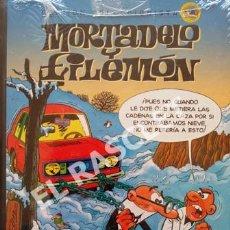 Tebeos: MORTADELO Y FILEMÓN - EDICIÓN COLECIONISTA - VOLUMEN 3 - EDICIONES SALVAT. Lote 252435295