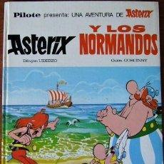 Tebeos: ASTERIX Y LOS NORMANDOS - EDICIÓN 1969. Lote 252437505