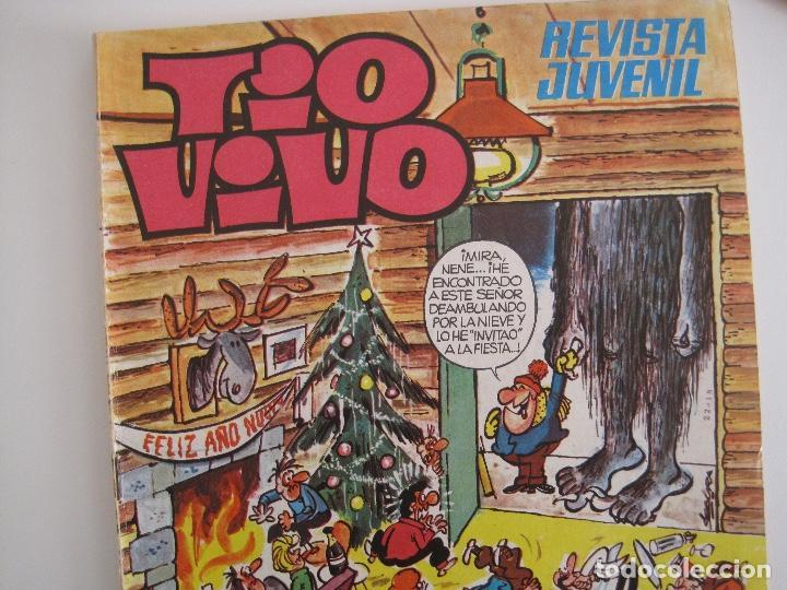Tebeos: TIO VIVO--LOTE 11 ALMANAQUES 1966 1967 1968 1969 1971 1972 1973 1974 1975 1976 1977 --BRUGUERA - Foto 11 - 252583275