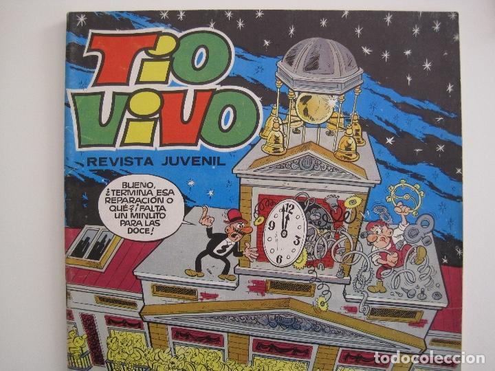 Tebeos: TIO VIVO--LOTE 11 ALMANAQUES 1966 1967 1968 1969 1971 1972 1973 1974 1975 1976 1977 --BRUGUERA - Foto 15 - 252583275
