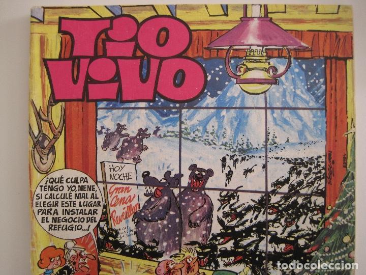 Tebeos: TIO VIVO--LOTE 11 ALMANAQUES 1966 1967 1968 1969 1971 1972 1973 1974 1975 1976 1977 --BRUGUERA - Foto 18 - 252583275