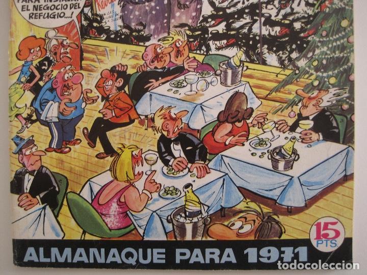 Tebeos: TIO VIVO--LOTE 11 ALMANAQUES 1966 1967 1968 1969 1971 1972 1973 1974 1975 1976 1977 --BRUGUERA - Foto 19 - 252583275