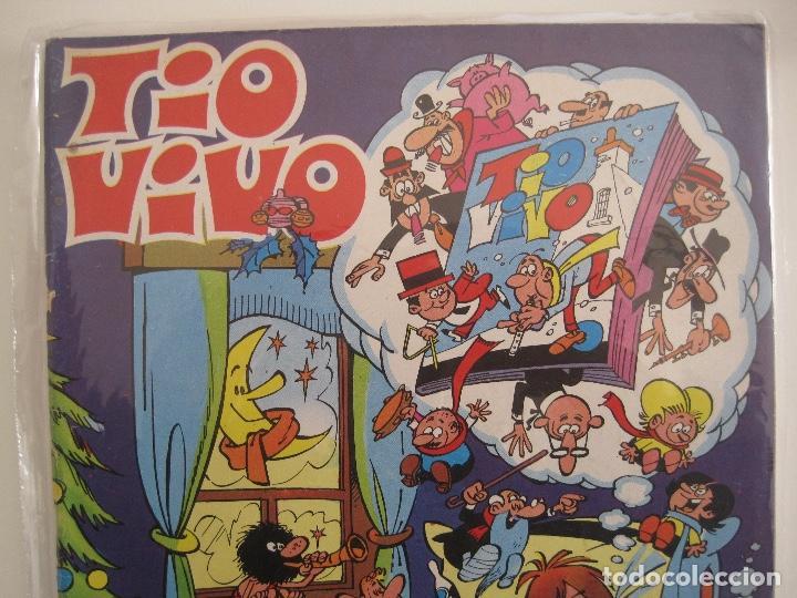 Tebeos: TIO VIVO--LOTE 11 ALMANAQUES 1966 1967 1968 1969 1971 1972 1973 1974 1975 1976 1977 --BRUGUERA - Foto 21 - 252583275