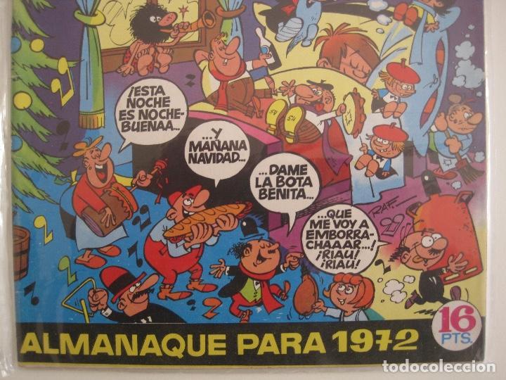 Tebeos: TIO VIVO--LOTE 11 ALMANAQUES 1966 1967 1968 1969 1971 1972 1973 1974 1975 1976 1977 --BRUGUERA - Foto 22 - 252583275