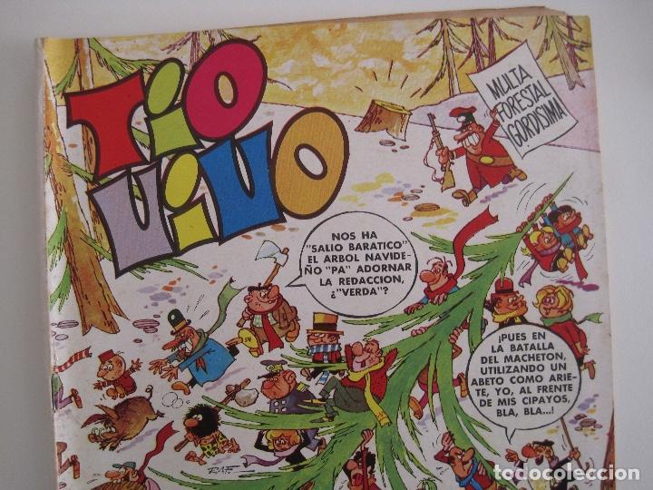 Tebeos: TIO VIVO--LOTE 11 ALMANAQUES 1966 1967 1968 1969 1971 1972 1973 1974 1975 1976 1977 --BRUGUERA - Foto 24 - 252583275