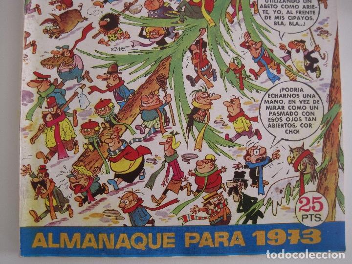 Tebeos: TIO VIVO--LOTE 11 ALMANAQUES 1966 1967 1968 1969 1971 1972 1973 1974 1975 1976 1977 --BRUGUERA - Foto 25 - 252583275