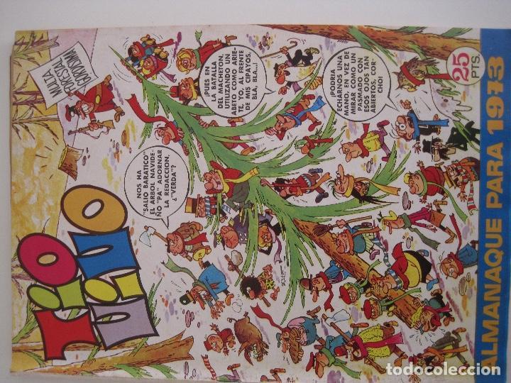 Tebeos: TIO VIVO--LOTE 11 ALMANAQUES 1966 1967 1968 1969 1971 1972 1973 1974 1975 1976 1977 --BRUGUERA - Foto 26 - 252583275