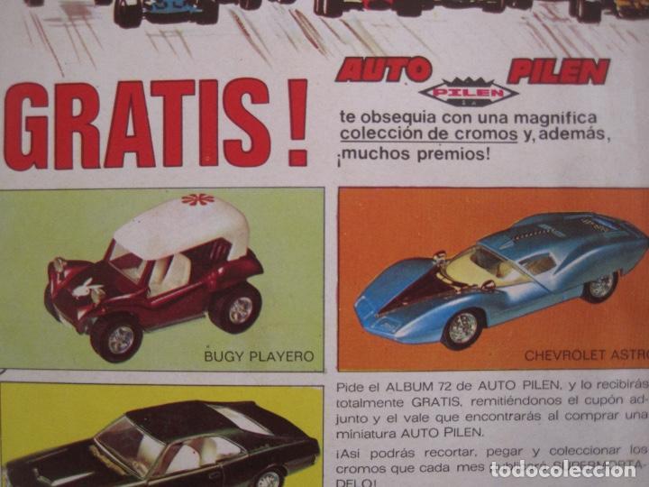 Tebeos: TIO VIVO--LOTE 11 ALMANAQUES 1966 1967 1968 1969 1971 1972 1973 1974 1975 1976 1977 --BRUGUERA - Foto 27 - 252583275