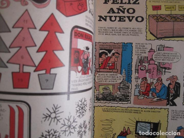 Tebeos: TIO VIVO--LOTE 11 ALMANAQUES 1966 1967 1968 1969 1971 1972 1973 1974 1975 1976 1977 --BRUGUERA - Foto 31 - 252583275