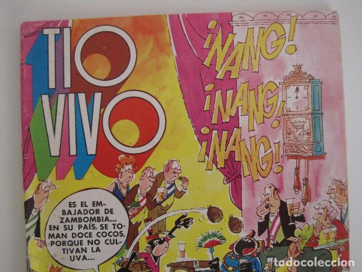 Tebeos: TIO VIVO--LOTE 11 ALMANAQUES 1966 1967 1968 1969 1971 1972 1973 1974 1975 1976 1977 --BRUGUERA - Foto 32 - 252583275