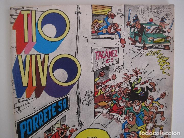 Tebeos: TIO VIVO--LOTE 11 ALMANAQUES 1966 1967 1968 1969 1971 1972 1973 1974 1975 1976 1977 --BRUGUERA - Foto 35 - 252583275