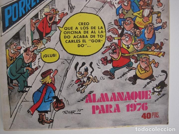 Tebeos: TIO VIVO--LOTE 11 ALMANAQUES 1966 1967 1968 1969 1971 1972 1973 1974 1975 1976 1977 --BRUGUERA - Foto 36 - 252583275
