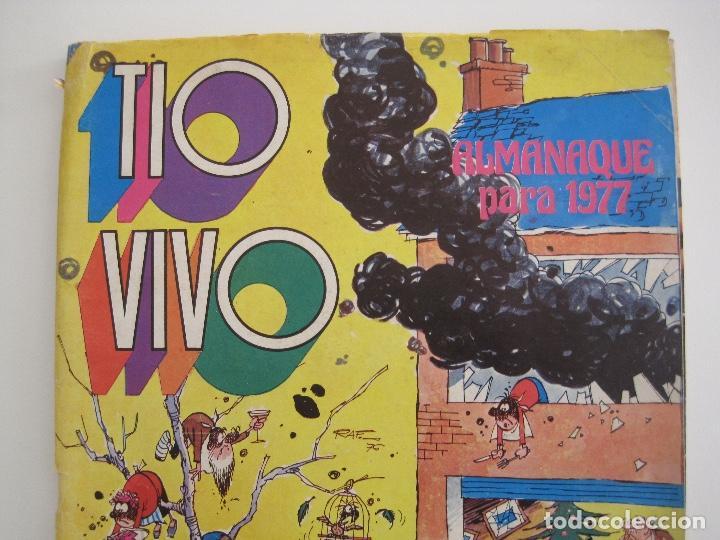 Tebeos: TIO VIVO--LOTE 11 ALMANAQUES 1966 1967 1968 1969 1971 1972 1973 1974 1975 1976 1977 --BRUGUERA - Foto 40 - 252583275