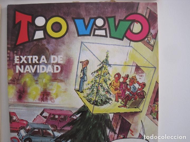 Tebeos: TIO VIVO--LOTE DE 37 EXTRA VACACIONES NAVIDAD PRIMAVERA CARNAVAL VERANO FUTBOL BRUGUERA - Foto 5 - 252601720