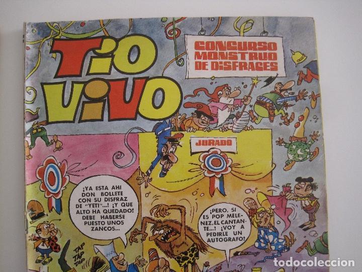 Tebeos: TIO VIVO--LOTE DE 37 EXTRA VACACIONES NAVIDAD PRIMAVERA CARNAVAL VERANO FUTBOL BRUGUERA - Foto 17 - 252601720