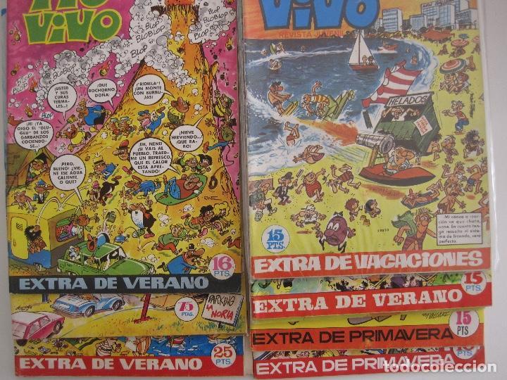 Tebeos: TIO VIVO--LOTE DE 37 EXTRA VACACIONES NAVIDAD PRIMAVERA CARNAVAL VERANO FUTBOL BRUGUERA - Foto 19 - 252601720